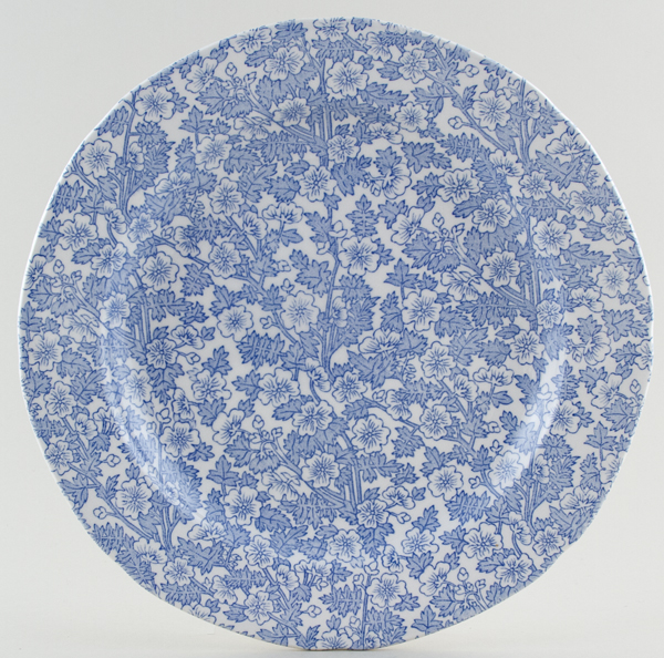 Burleigh Burgess Chintz Dinner Plate