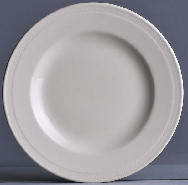Hartley Greens Hunslet cream Dinner Plate