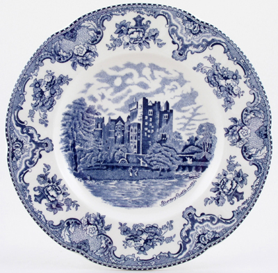 Johnson Bros Old Britain Castles Dinner Plate