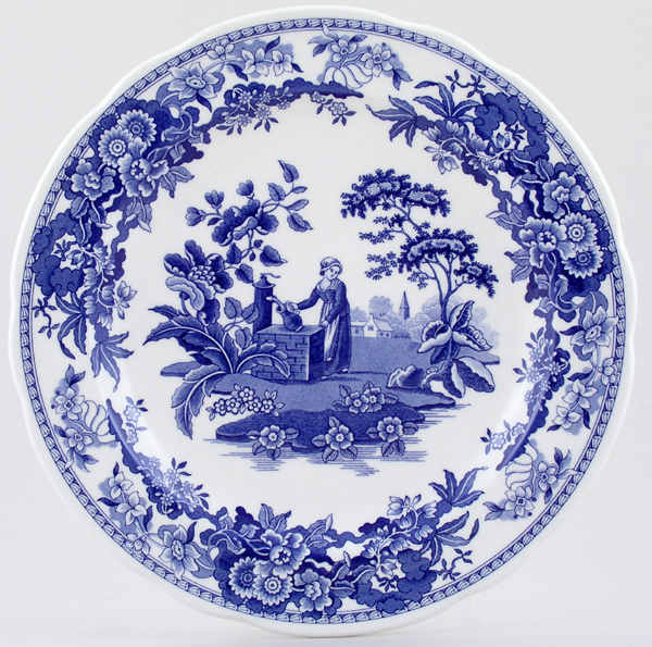 Spode Blue Room Dinner Plate