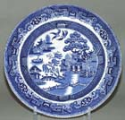 Lunch Plate c1860