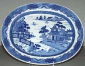 Meat Dish or Platter c1800