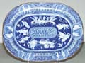 Meat Dish or Platter small c1815