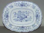 Meat Dish or Platter c1844