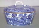 Butter Dish c1880