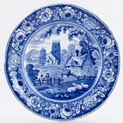 Plate c1825