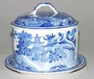 Butter Dish with Cover c1815