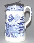 Jug or Pitcher Hot Water c1880