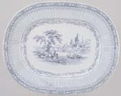 Meat Dish or Platter c1883