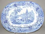 Meat Dish or Platter c1868