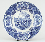 Lunch Plate c1835