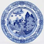 Lunch Plate c1810