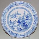 Side or Cheese Plate c1815