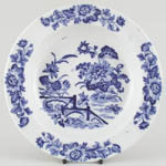 Soup or Dessert Plate c1890