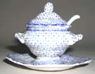 Toy Soup Tureen c1840