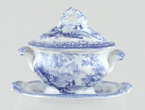 Toy Soup Tureen c1871