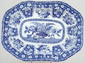 Meat Dish or Platter c1835