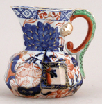 Jug or Pitcher oriental c1830s