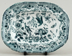 Toy Meat Dish or Platter c1840