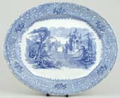 Meat Dish or Platter c1864