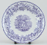 Toy Plate c1869