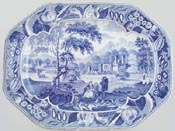 Meat Dish or Platter c1820
