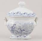 Toy 'Soup Tureen c1845