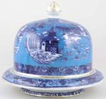 Cheese Dish Stilton c1877