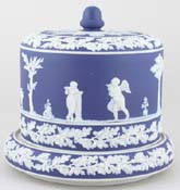 Cheese Dish Stilton c1860