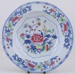 Soup or Dessert Plate c1820