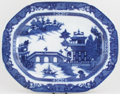 Meat Dish or Platter c1810