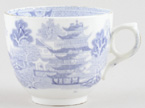 Unattributed Maker Two Temples Cup c1900