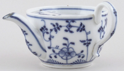 Unattributed Maker Denmark Feeding Cup c1880