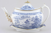 Teapot with Stand c1815