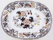 Meat Dish or Platter c1843