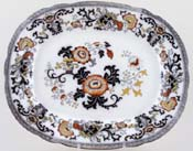 Meat Dish or Platter c1848