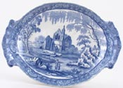Dish By the River c1815