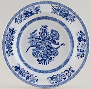 Spode Group Soup Plate c1810