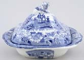Covered Dish c1850