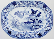 Meat Dish or Platter c1826