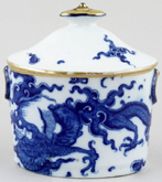 Covered Pot c1815