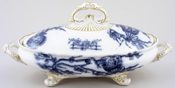 Covered Dish c1882