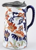 Hot Water Jug c1903