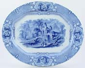 Meat Dish or Platter c1876