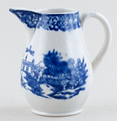 Unattributed Maker Unidentified Pattern Jug or Creamer c1800