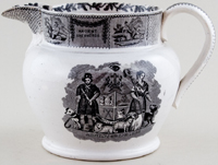Jug or Pitcher c1840s