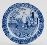 Toy Plate c1830