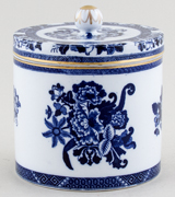 Biscuit Jar c1850