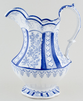 Unattributed Maker Unidentified Pattern Ewer c1850