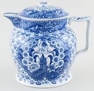 Toast Water Jug c1820